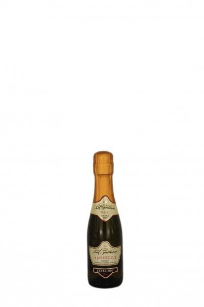 Le Contesse, Prosecco Spumante DOC Treviso Extra Dry, 0,2 l
