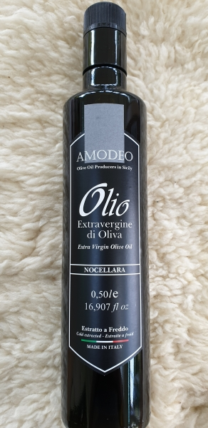 Amodeo, Extra Virgin Olive Oil, 0,5 l
