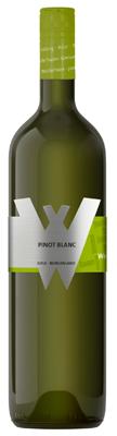 Weiss, BIO Pinot Blanc 2018, Burgenland