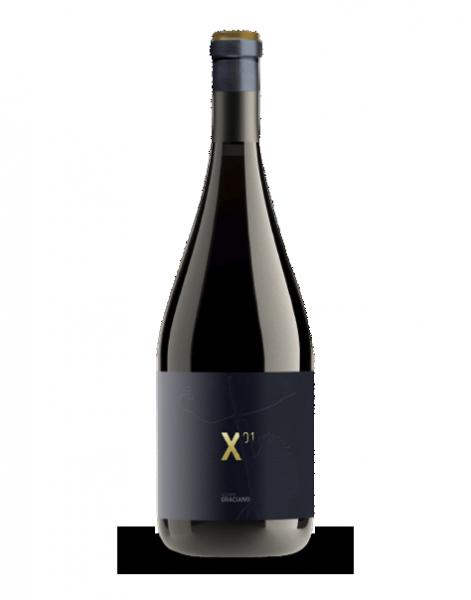 Alconde, Alconde - Graciano - X01 2016, Navarra