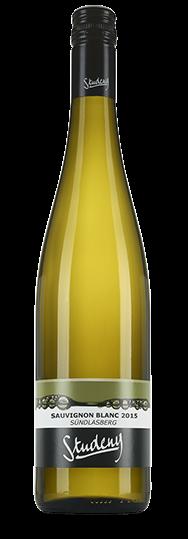 Studeny, Sauvignon blanc Sündlasberg 2015, Weinviertel