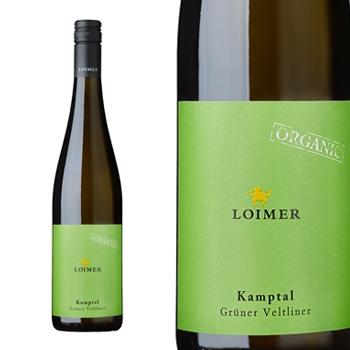 Weingut Loimer, Kamptal Grüner Veltliner 2019 BIO, Kamptal DAC
