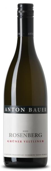 Bauer Anton, Grüner Veltliner Ried Rosenberg 2019, Wagram