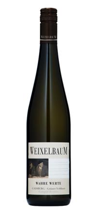 Weixelbaum, Wahre Werte Grüner Veltiner Ried Gaisberg 2016, Kamptal - 1,5 L
