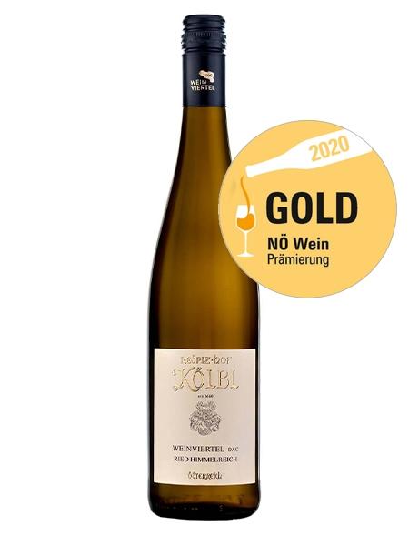 Kölbl, Respizhof, GV Weinviertel DAC Ried Himmelreich 2019, Weinviertel