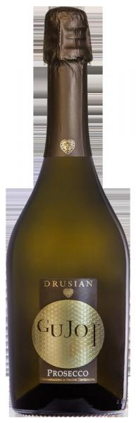 "Drusian, Prosecco DOC Treviso Spumante ""Gujot"" Extra Dry, Valdobbiadene"